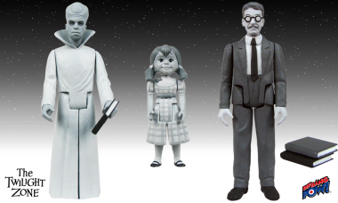 Recreate the Suspense with The Twilight Zone Action Figures