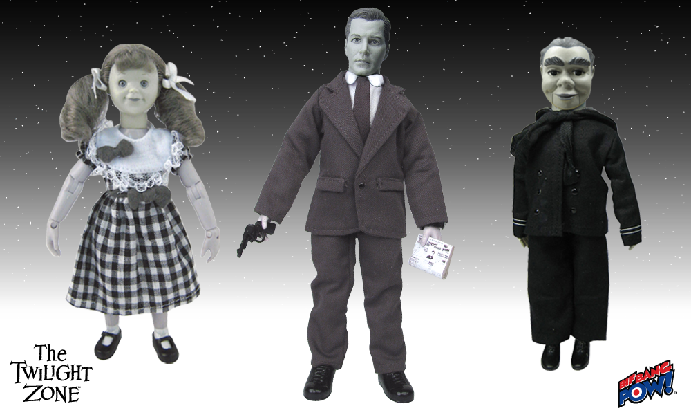 Twilight Zone Action Figures