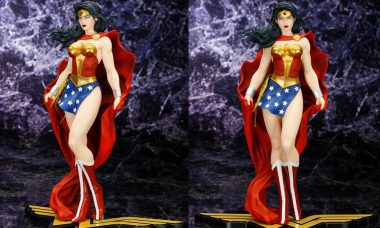 Wonder Woman ArtFX Production Update and Images