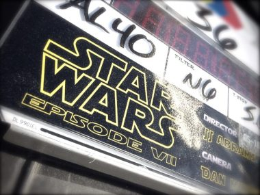 The Force Awakens as Star Wars Episode VII Wraps