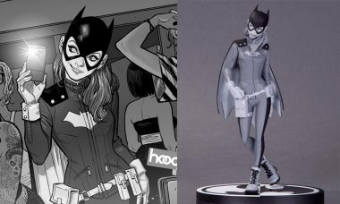 Why Is Batgirl Wearing Doc Martens?