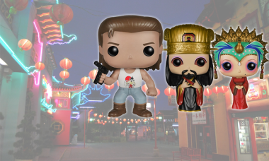 Big Trouble in Little China Joins the Pop! Vinyl Family