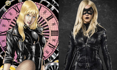 First Look: Katie Cassidy is the New Black Canary
