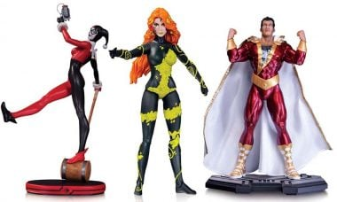 New DC Collectibles Statues and Action Figures in July 2015