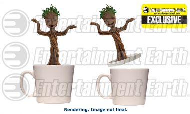 You Can't Spell Groot Without Tea