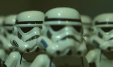 Watch The Star Wars VII Trailer Perfectly Recreated in Lego