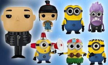 These Pop! Vinyl Figures Are Much More Evil Than They Look