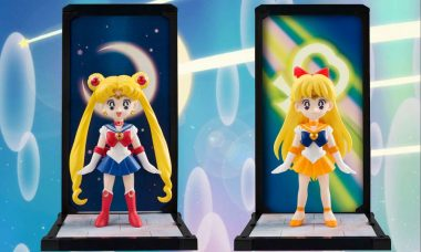 In the Name of the Moon, Sailor Moon Mini Statues Are Here
