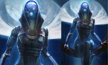 Tali'Zorah Bishoujo Statue Announced, Thanks N7 Day