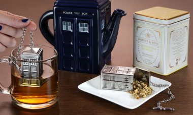The Only Way to Ensure You're Never Late for Tea