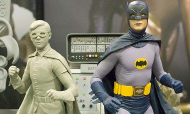 Tweeterhead Previews Upcoming Statues and Busts at Comikaze