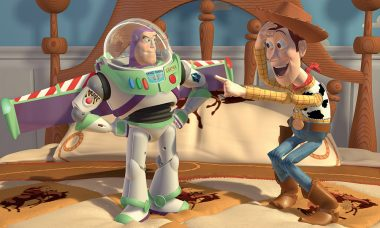 Woody Rounds Up the Gang for Toy Story 4