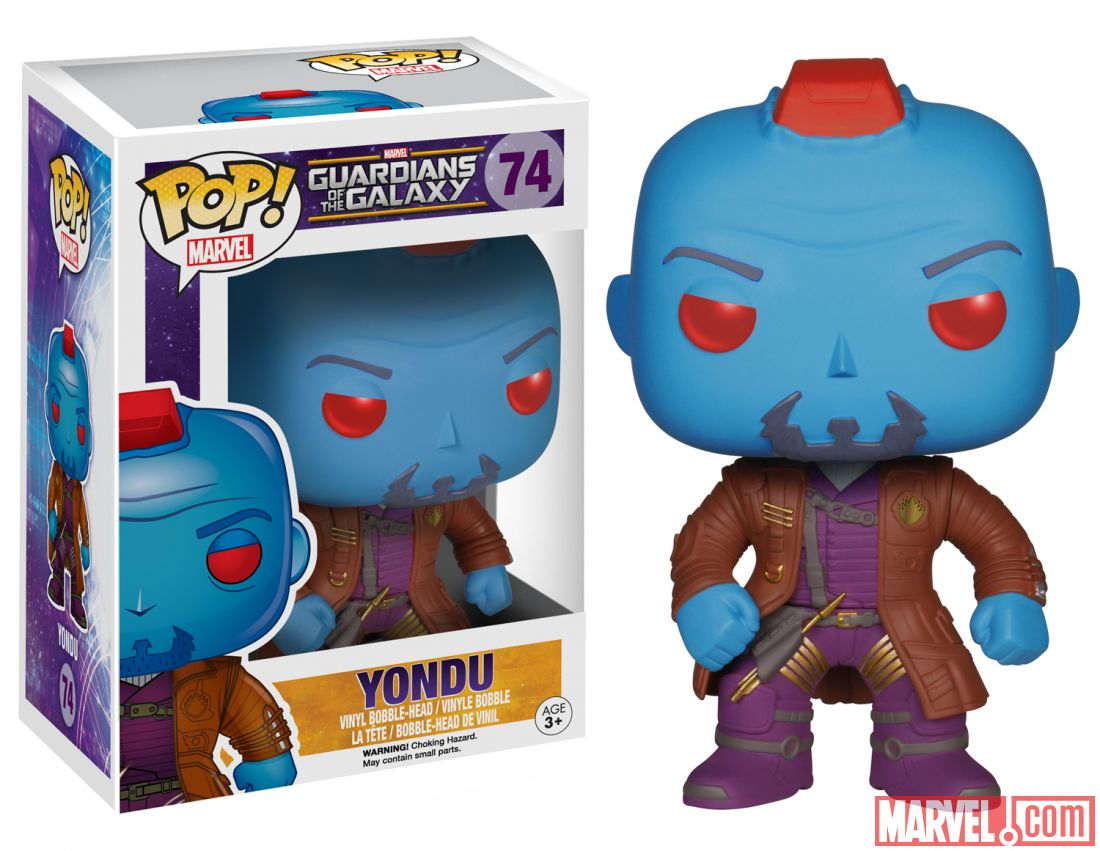 guardians of the galaxy yondu pop!