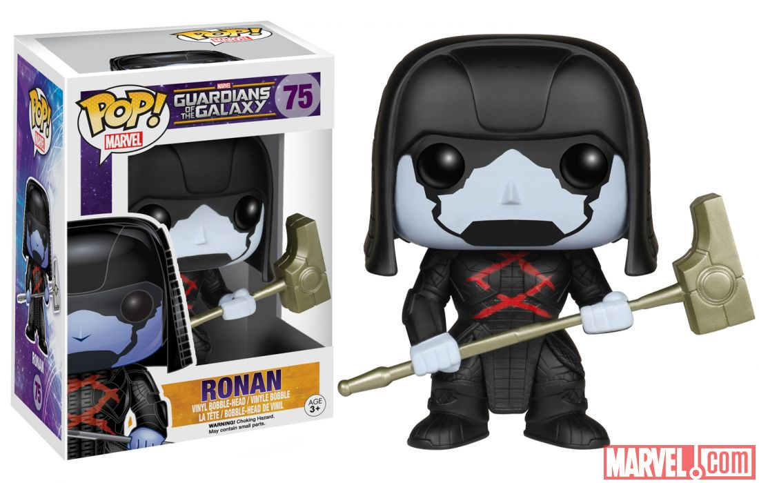 guardians of the galaxy ronan pop!
