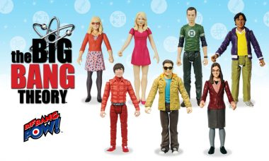 Exclusive First Look at the Making of New The Big Bang Theory Action Figures, Part 3