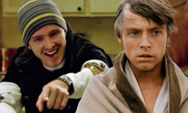 Can Aaron Paul Pull Off Being a Jedi Knight?