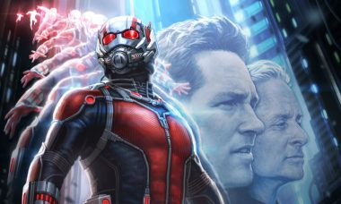 Update: Marvel's Released a Human-Sized Trailer for Ant-Man