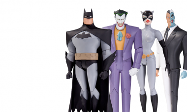 Find Out Why These Batman Animated Series Action Figures Are the Best Yet