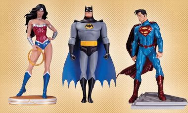 DC Collectibles Brings Joy for World's Finest Trinity