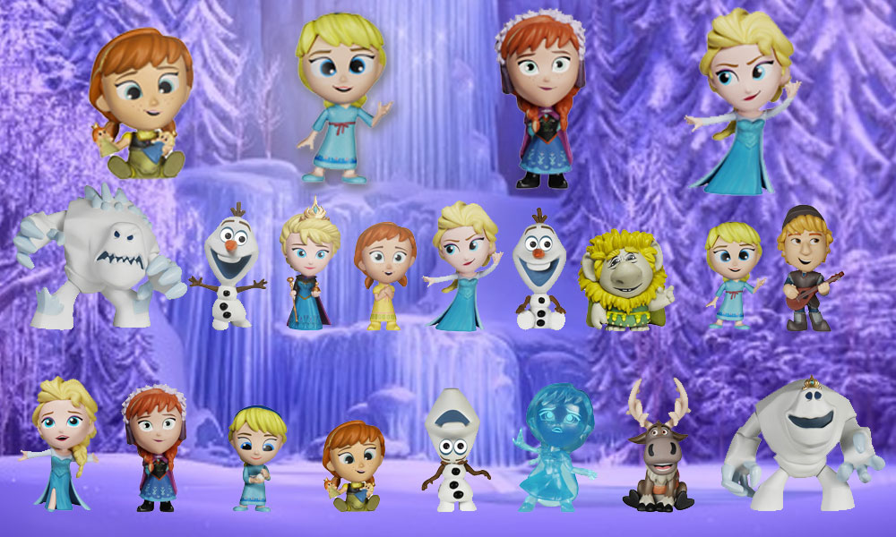 No Winter Is Complete Without The Coolest Mystery Minis Around