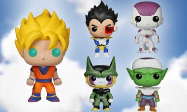 These Pop! Vinyls Have a Power Level Over 9000