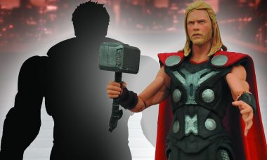 These New Action Figures Possess the Power of Hulk-Smash