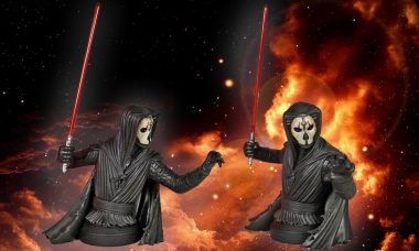 Who Is the Devilishly Detailed Dark Lord of the Sith?