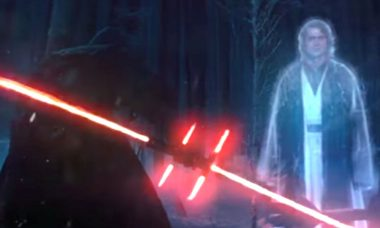The Star Wars Trailer With the Extras You Never Knew You Wanted