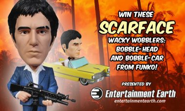 Scarface Wacky Wobbler Giveaway