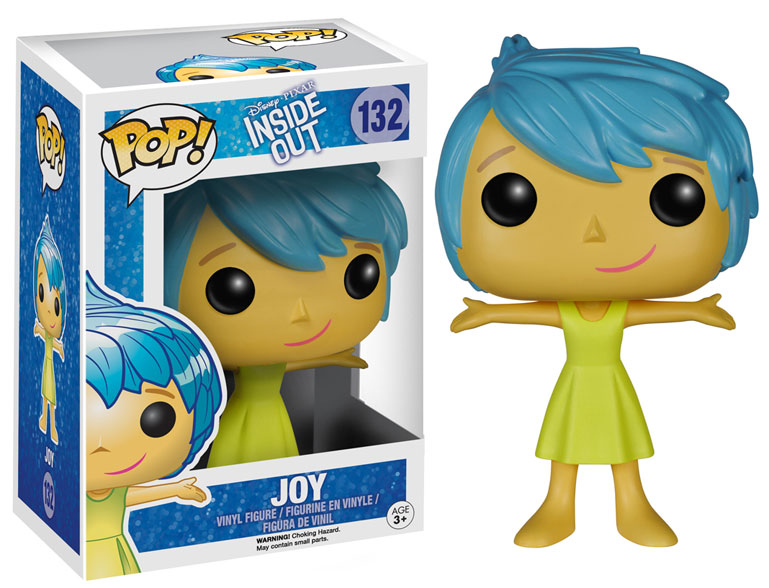 inside out joy pop vinyl