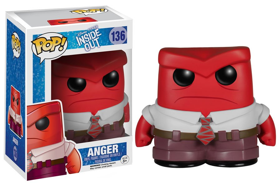 inside out anger pop vinyl