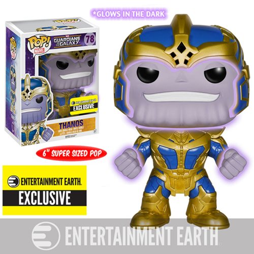 funko pop exclusive thanos