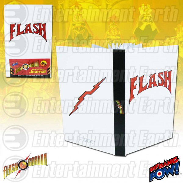 Flash Gordon Journal