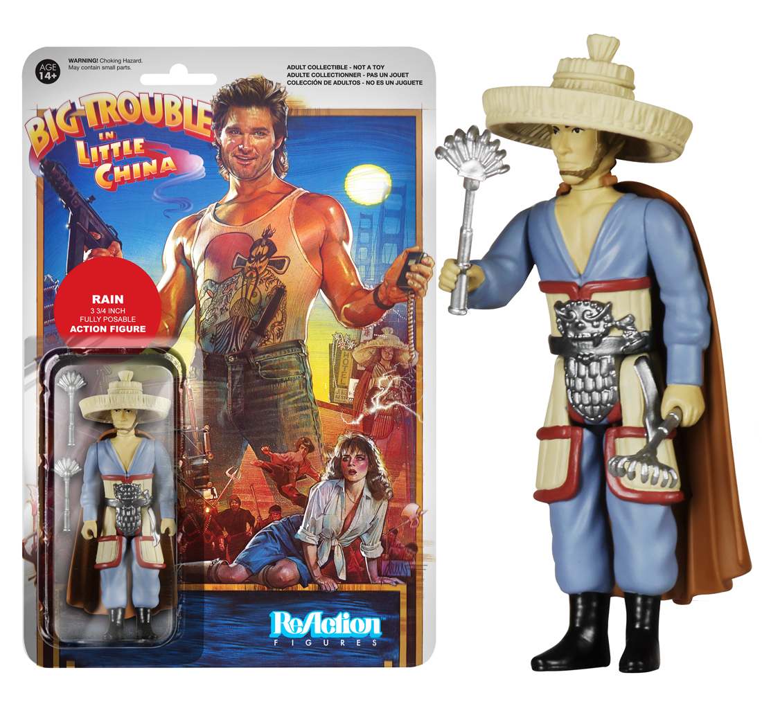 big trouble in little china rain figure