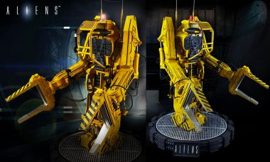 You've Never Seen a Power Loader Like This Before