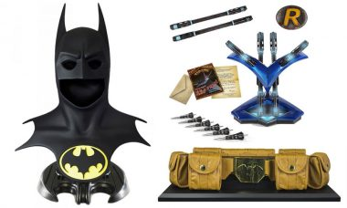 See the Very Best of Batman's Wonderful Toys