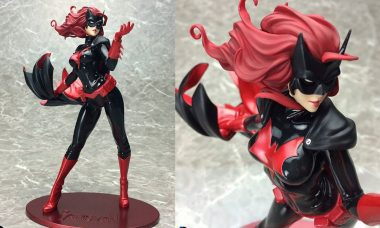 Kate Kane Returns with Bishoujo Styling