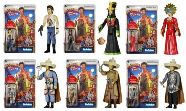 Everybody Relax: Big Trouble in Little China ReAction Figures Are Here
