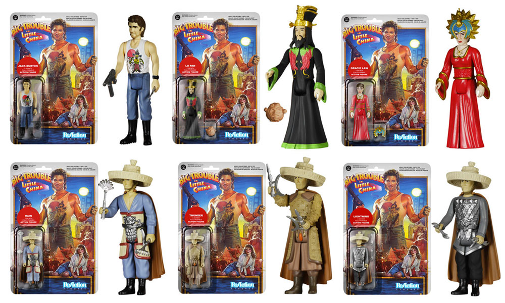 big trouble in little china reaction figures