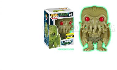 Travel to the Lost City of R'lyeh with This Exclusive Pop! Vinyl