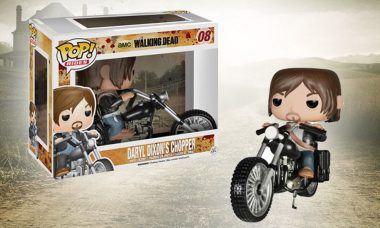 Daryl Dixon Makes the Zombie A-Pop!-alypse Look Cool