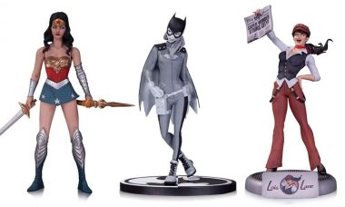DC Collectibles Unveils New Bombshells, Batman, and More