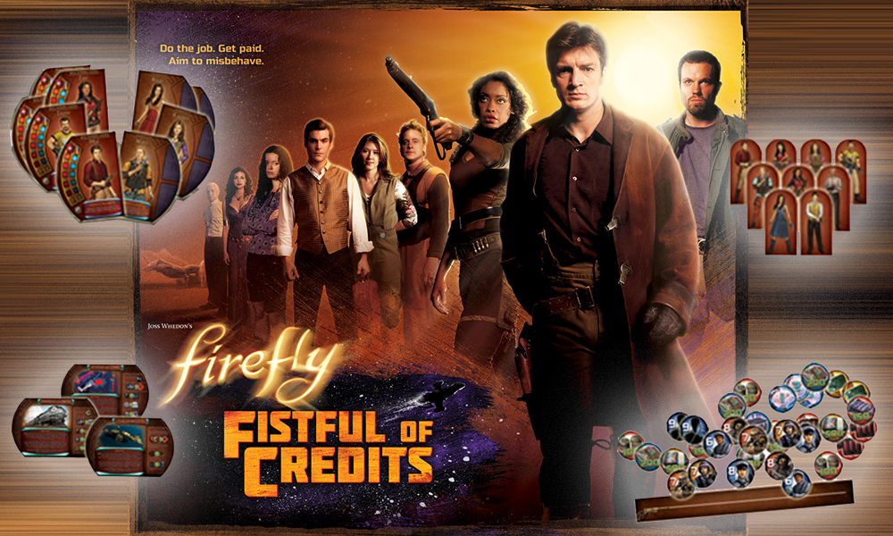 Firefly Fistful of Credits