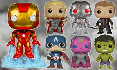 We're Going to Show You Something Beautiful: New Pop! Vinyls