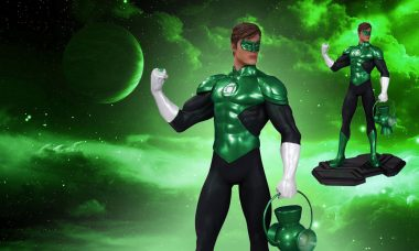New Statue Brings Brightest Day and Darkest Night to Your Collection
