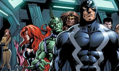 Are the Inhumans Marvel Studio's Answer to Fox's X-Men?