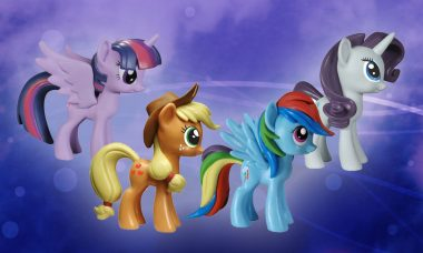 Stay Golden, Ponyville, with These New Vinyl Figures