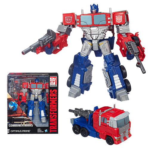 transformer combiner wars optimus prime