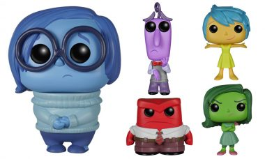 The Little Voices Inside Your Head Are Now Pop! Vinyls