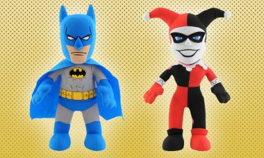 DC Heroes and Villains Can Be Cute and Cuddly Too